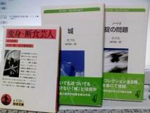 カフカコレクション(白水社)